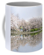 Cherry Blossoms In Tokyo Coffee Mug