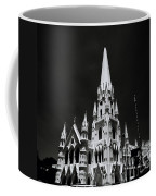 Black And White Basilica Coffee Mug