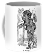 Chimney Sweep Coffee Mug