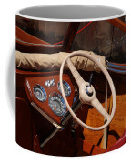 Chris Craft Sea Skiff Coffee Mug