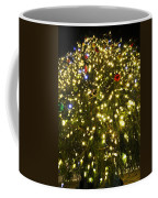 Christmas Tree Ornaments Faneuil Hall Tree Boston Coffee Mug