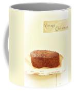 Christmas Cake Coffee Mug