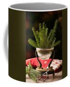 Christmas Decoration Coffee Mug by Amanda Elwell