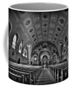 Church Of Saint Bernard Coffee Mug
