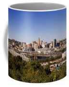 Cincinnati, Ohio Coffee Mug