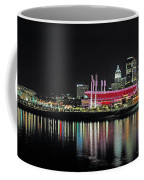 Cincinnati Skyline 3 Coffee Mug