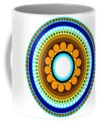 Circle Motif 214 Coffee Mug