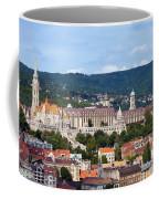 City Of Budapest Coffee Mug