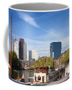 City Of Rotterdam In Netherlands Coffee Mug