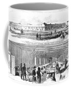 Civil War Hospital Coffee Mug