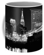 Cleveland Skyline Coffee Mug
