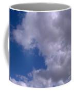 Clouds Above Coffee Mug