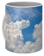 Clouds In The Sky Coffee Mug