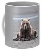 Coastal Brown Bears On Salmon Watch Coffee Mug