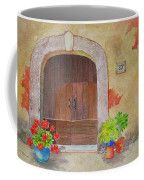 Color Me Tuscany Coffee Mug