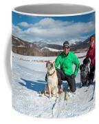 Colorado Cross Country Skiing Coffee Mug
