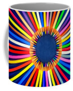 Colorful Pencils Coffee Mug