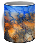 Colorful Runoff Coffee Mug