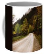 Colors Of Fall Series Zz Coffee Mug