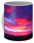 Colourful Arizona Sunset Coffee Mug