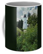 Concord Point Lighthouse Coffee Mug by Skip Willits