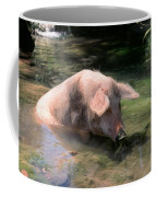 Keeping Cool Coffee Mug