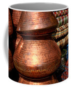 Copper Pots Coffee Mug