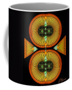 Cosmic Mitosis Coffee Mug