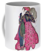 Costume Design For The Ballet La Coffee Mug
