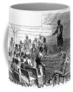 Cotton Plantation, 1867 Coffee Mug