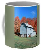 Country Scene Coffee Mug