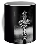Court Jester - Bw Texture Coffee Mug