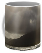 Crepuscular Rays Coffee Mug