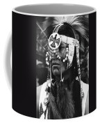 Crow Native American Traditional Dress Rodeo Gallup New Mexico 1969 Coffee Mug