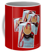 Cup Of Christmas Cheer - Candy Cane - Candy - Irish Cream Liquor Coffee Mug