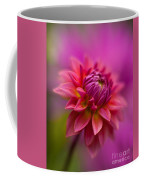 Dahlia Burst Coffee Mug