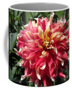 Dahlia Named Bodacious Coffee Mug