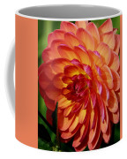 Dahlia Profile Coffee Mug