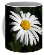 Daisy In The Garden Coffee Mug