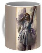 Dancer Stretching Coffee Mug