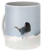 Dark Eyed Junco Coffee Mug