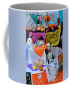Day Of The Dead Altar, Mexico Coffee Mug