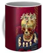 Day Of The Dead Remembrance, Mexico Coffee Mug