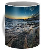 Day's End At Scoodic Point Coffee Mug