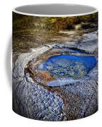 Dead Sea Sink Holes Coffee Mug by Dan Yeger