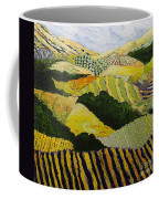 Delta Fields Coffee Mug