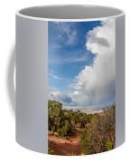 Desert Clouds Coffee Mug
