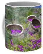 Desert Flowers Coffee Mug by Joan Carroll