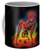 Detail From - Restless Seeker Coffee Mug
