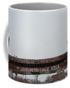 Detroit Packard Plant Coffee Mug